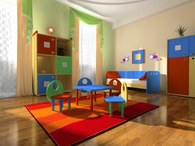 Die richtige fenstergestaltung im kinderzimmer