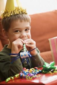 Das richtige Geschenk zum Kindergeburtstag