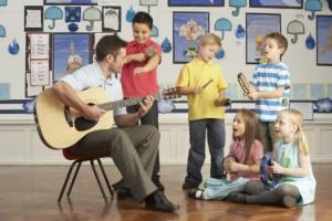 Musikalische Beschäftigungen für Teenager